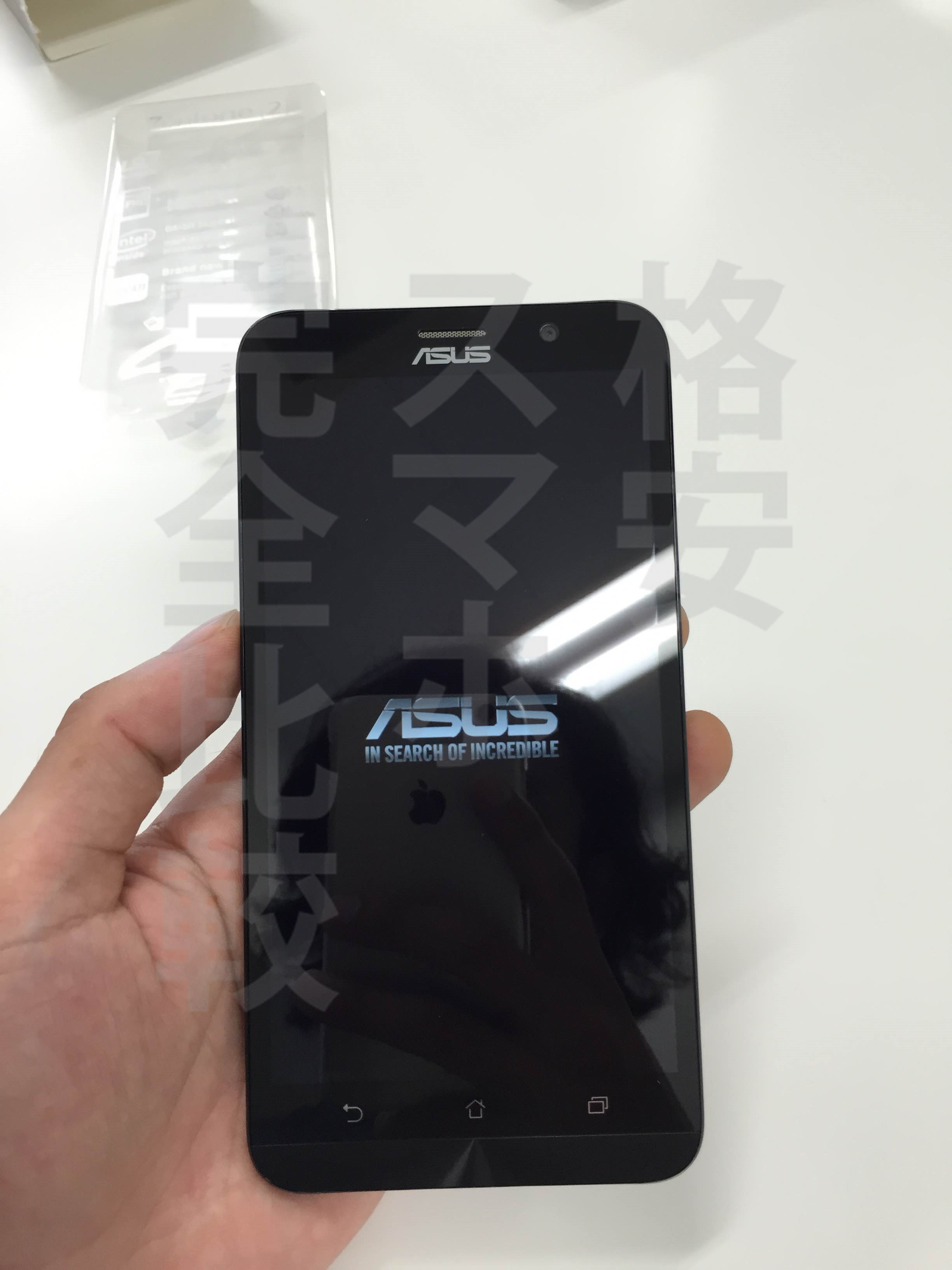 Zenfone2スイッチオン!【Zenfone2】